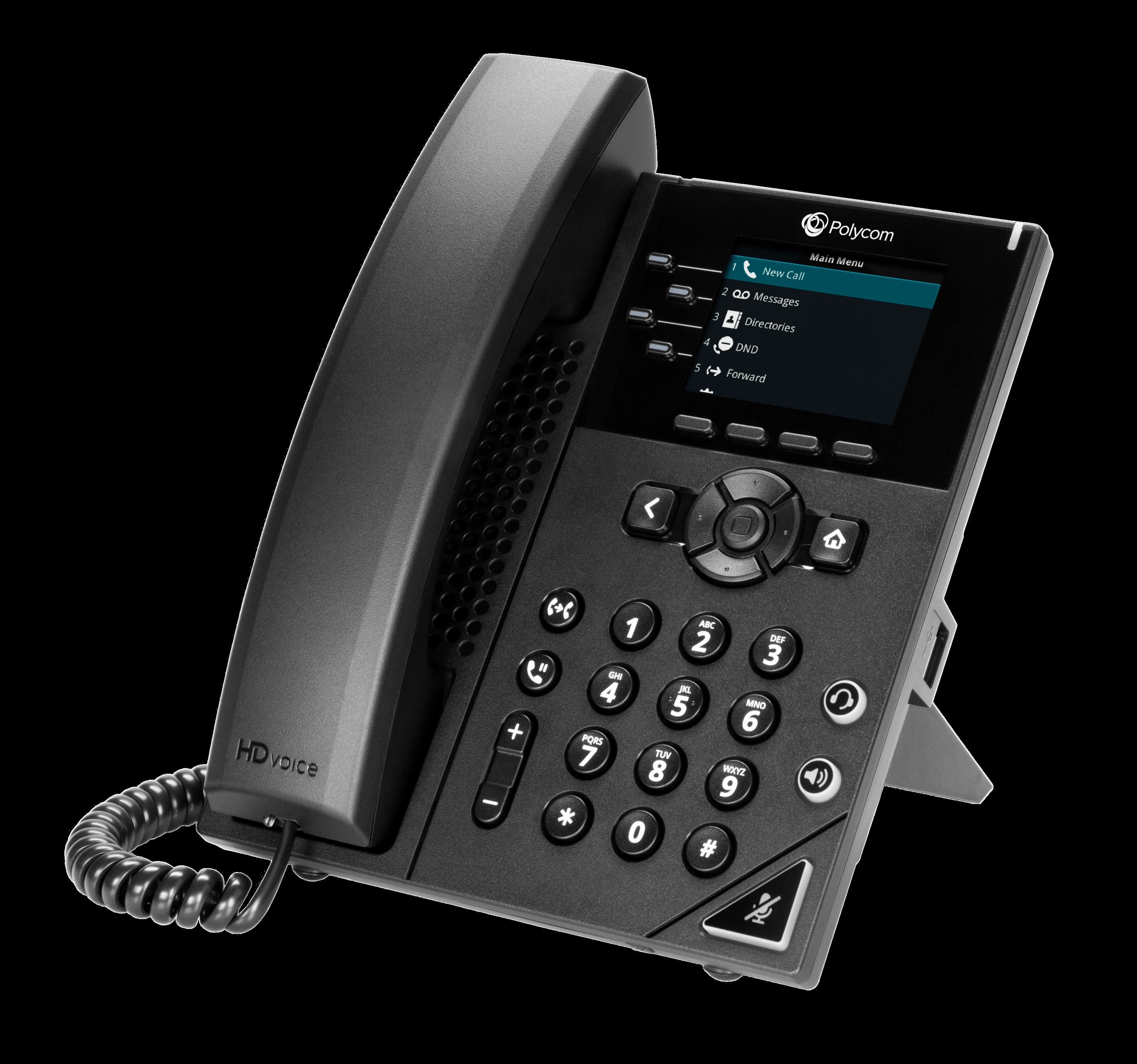 VOIP Services - Polycom VVX 250